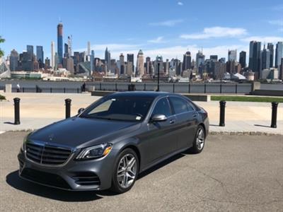 2019 Mercedes-Benz S-Class lease in Weehawken ,NJ - Swapalease.com