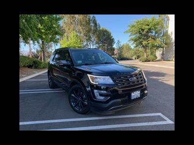 2017 Ford Explorer lease in Los Angeles,CA - Swapalease.com
