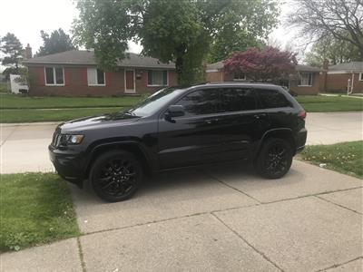 2018 Jeep Grand Cherokee lease in TROY,MI - Swapalease.com