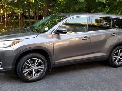 2019 Toyota Highlander lease in Montebello,NY - Swapalease.com