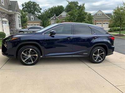 2017 Lexus RX 450h lease in Cincinnati,OH - Swapalease.com