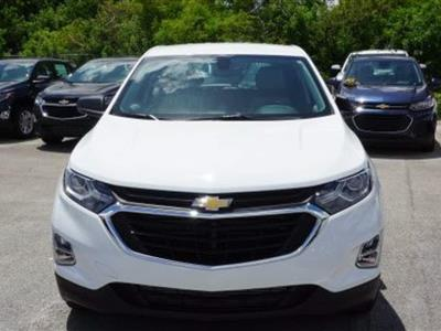 2018 Chevrolet Equinox lease in MIAMI,FL - Swapalease.com