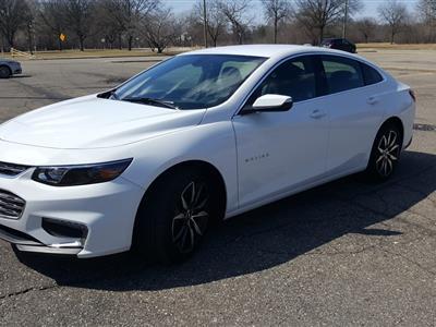2018 Chevrolet Malibu lease in Detroit,MI - Swapalease.com