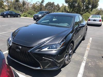 2019 Lexus ES 350 F Sport lease in Irvine,CA - Swapalease.com