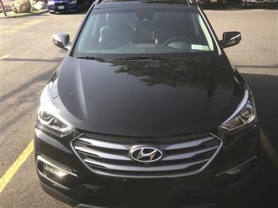 2018 Hyundai Santa Fe Sport lease in Huntington,NY - Swapalease.com