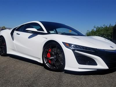 2017 Acura NSX lease in Lancaster,CA - Swapalease.com