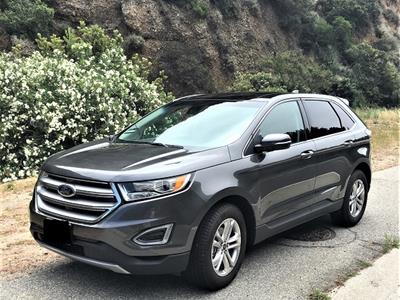 2018 Ford Edge lease in Pacific Palisades,CA - Swapalease.com