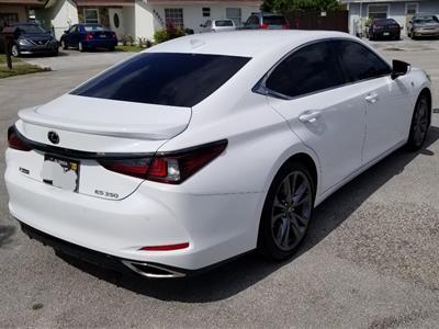 2019 Lexus ES 350 F Sport lease in Miami,FL - Swapalease.com