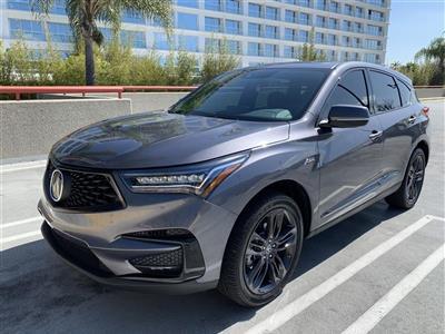 2019 Acura RDX lease in Torrance,CA - Swapalease.com