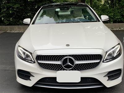 2018 Mercedes-Benz E-Class lease in Lynnfield,MA - Swapalease.com