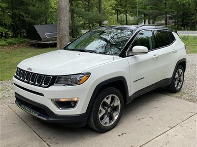 2018 Jeep Compass lease in Muskegon ,MI - Swapalease.com
