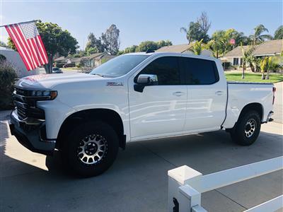2019 Chevrolet Silverado 1500 lease in camarillo,CA - Swapalease.com