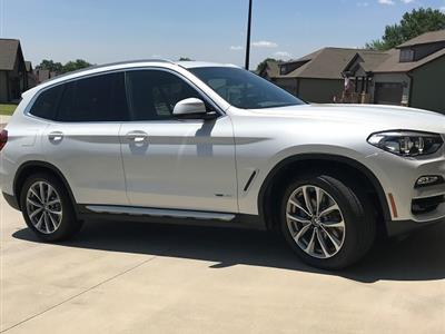 2018 BMW X3 lease in Easley,SC - Swapalease.com