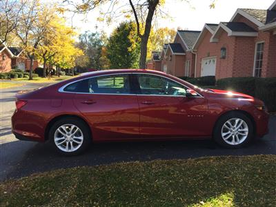 2017 Chevrolet Malibu lease in Buffalo,NY - Swapalease.com