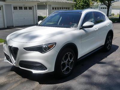 2018 Alfa Romeo Stelvio lease in Peekskill,NY - Swapalease.com