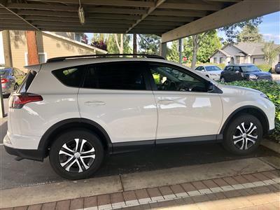 2017 Toyota RAV4 lease in Cupertino,CA - Swapalease.com