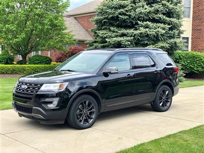 2017 Ford Explorer lease in Northville,MI - Swapalease.com