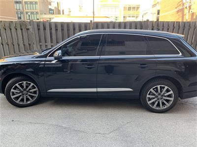 2019 Audi Q7 lease in Crown Point,IN - Swapalease.com