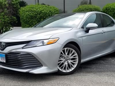2018 Toyota Camry lease in PHILADELPHIA,PA - Swapalease.com