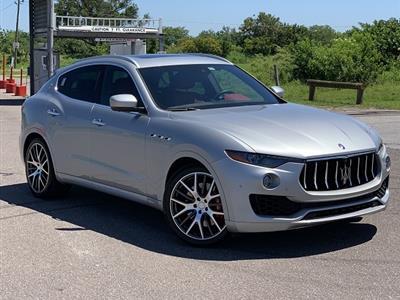 2018 Maserati Levante lease in LARGO,FL - Swapalease.com