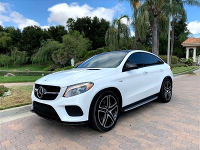 2018 Mercedes-Benz GLE-Class Coupe lease in Westlake Village,CA - Swapalease.com