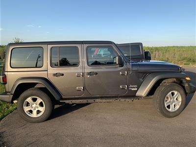 2018 Jeep Wrangler Unlimited lease in Palmyra,NY - Swapalease.com