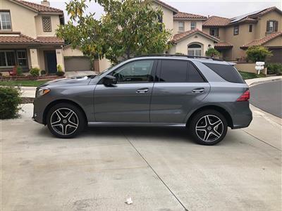 2018 Mercedes-Benz GLE-Class lease in San Juan Capistrano,CA - Swapalease.com