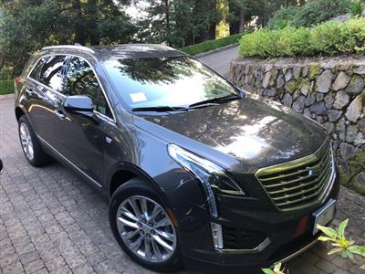 2019 Cadillac XT5 lease in Novato,CA - Swapalease.com