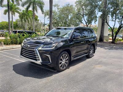 2018 Lexus LX 570 lease in Sunny Isles Beach,FL - Swapalease.com