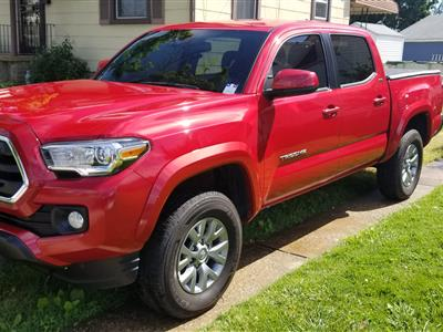 2018 Toyota Tacoma lease in Dundalk,MD - Swapalease.com