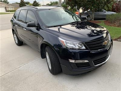 2017 Chevrolet Traverse lease in Rockledge,FL - Swapalease.com