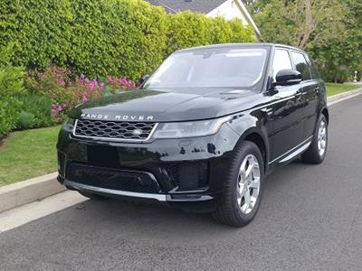 2019 Land Rover Range Rover Sport lease in North hollywood,CA - Swapalease.com