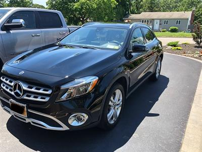2018 Mercedes-Benz GLA SUV lease in COMMACK,NY - Swapalease.com