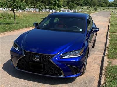 2019 Lexus ES 350 F Sport lease in Old Bridge,NJ - Swapalease.com