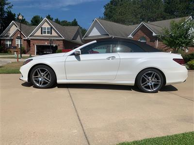 2017 Mercedes-Benz E-Class lease in Fayetteville,NC - Swapalease.com