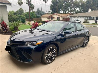 2018 Toyota Camry lease in Oceanside,CA - Swapalease.com