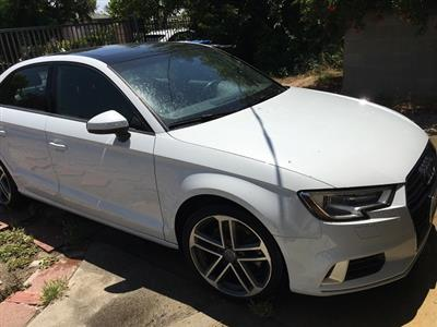 2017 Audi A3 lease in Los Angeles,CA - Swapalease.com