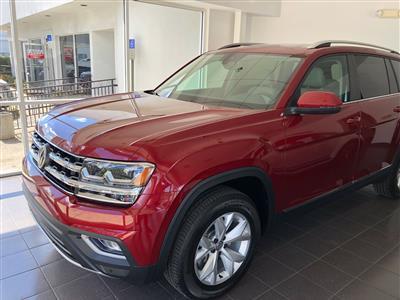 2018 Volkswagen Atlas lease in Tampa,FL - Swapalease.com