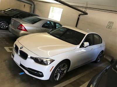 2016 BMW 3 Series lease in Long Beach,CA - Swapalease.com