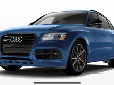 2017 Audi SQ5 lease in Riverside,CA - Swapalease.com