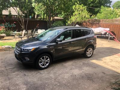 2017 Ford Escape lease in Richardson,TX - Swapalease.com