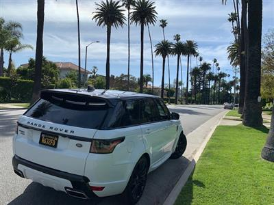 2019 Land Rover Range Rover Sport lease in Los Angeles,CA - Swapalease.com