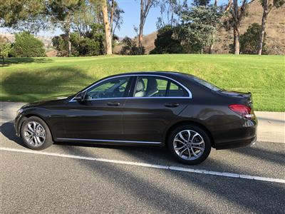2017 Mercedes-Benz C-Class lease in San Clemente,CA - Swapalease.com