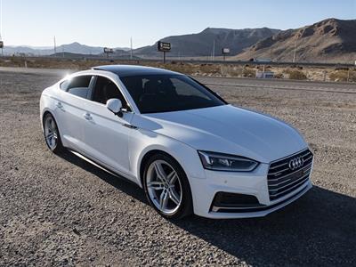 2018 Audi A5 Sportback lease in Las Vegas,NV - Swapalease.com
