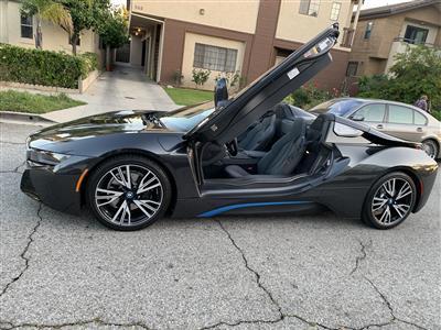 2019 BMW i8 lease in glendale,CA - Swapalease.com
