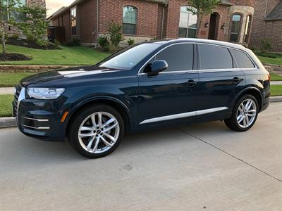 2018 Audi Q7 lease in Sachse,TX - Swapalease.com