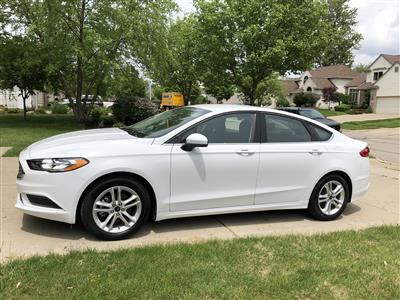 2018 Ford Fusion lease in Saline,MI - Swapalease.com