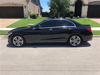 2018 Mercedes-Benz C-Class lease in Trophy Club,TX - Swapalease.com