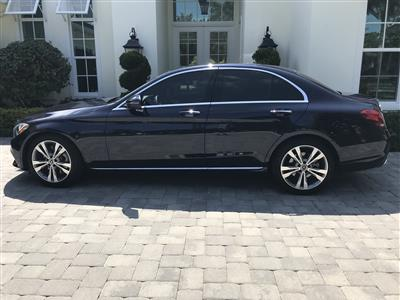 2018 Mercedes-Benz C-Class lease in Palm Beach gardens,FL - Swapalease.com