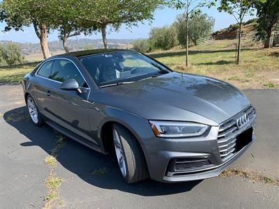 2018 Audi A5 Coupe lease in Escondido,CA - Swapalease.com